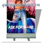 Hộp Banner cuốn – Rollup banner